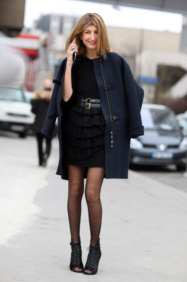 sarah rutson lane crawford alaia Street Style: Sarah Rutson
