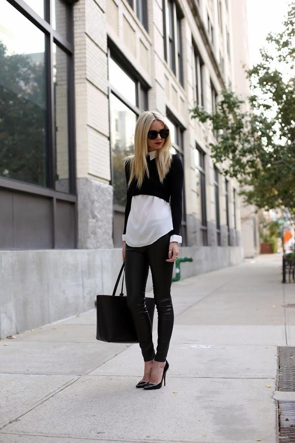 simple 028 Moda u novembru: Najbolje torbe modnih blogerki