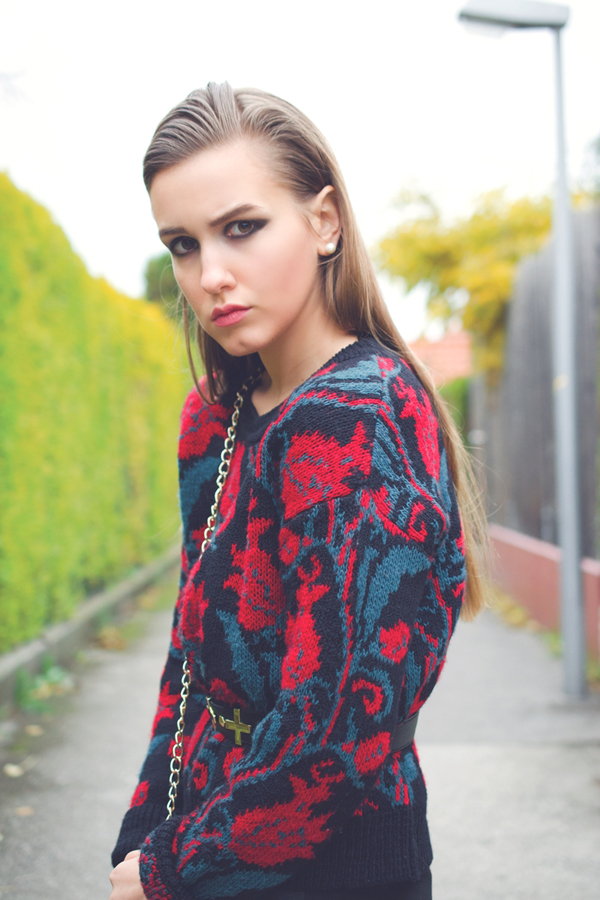 sleek look1 Wannabe intervju: Hristina Micevska