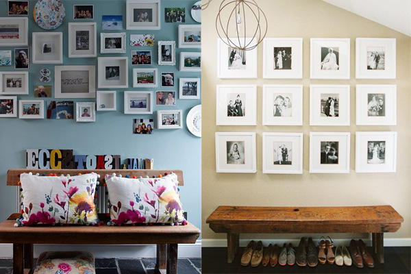 slike iznad klupa Neodoljivi ukras vašeg doma: Fotografije