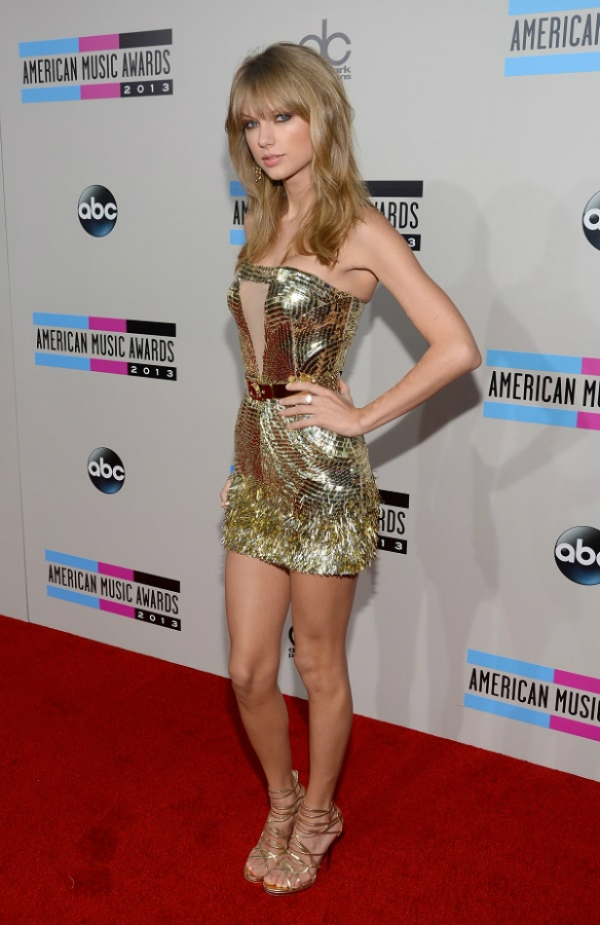 taylor swift Fashion Police: American Music Awards 2013.