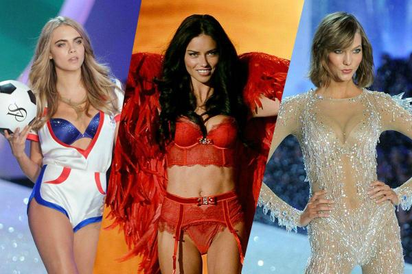 viktorijine manekenke ne ostavljaju nikoga ravnodusnim Viktorijini anđeli raširili krila