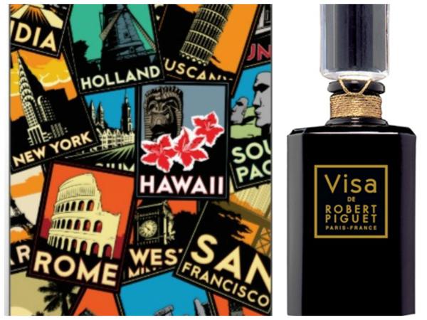 visa Parfemi: Aromatična putovanja