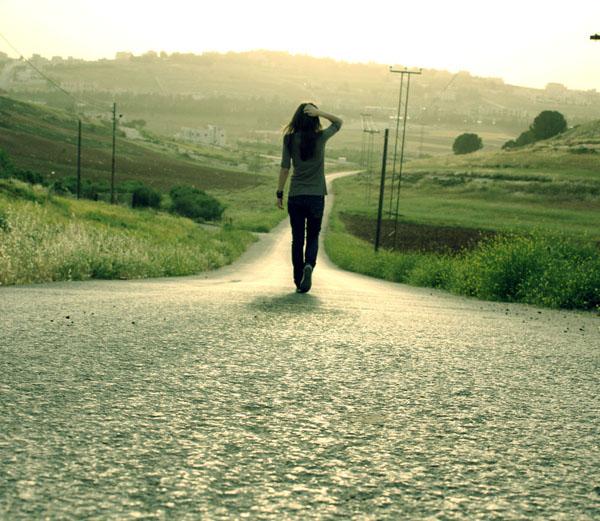 walking away1 I neka sila bude sa nama