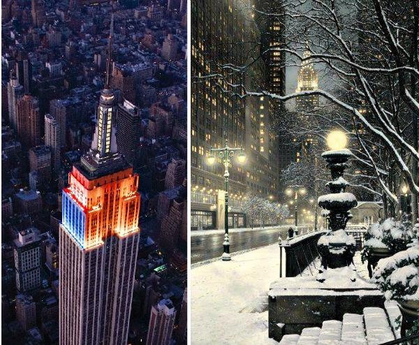02 Empajer Stejt Krajsler Lokacije u Njujorku koje morate posetiti tokom božićnih i novogodišnjih praznika