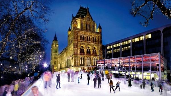 02 Prirodnjacki muzej Lokacije u Londonu koje morate posetiti tokom božićnih i novogodišnjih praznika