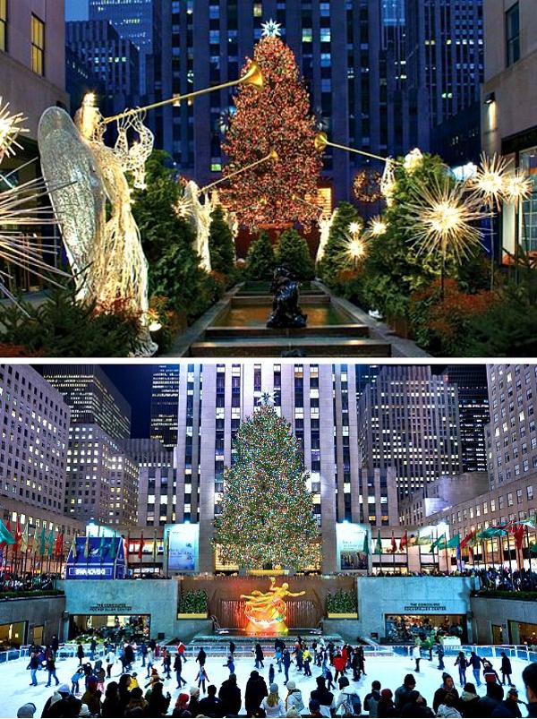 03 Rokfeler  centar Lokacije u Njujorku koje morate posetiti tokom božićnih i novogodišnjih praznika
