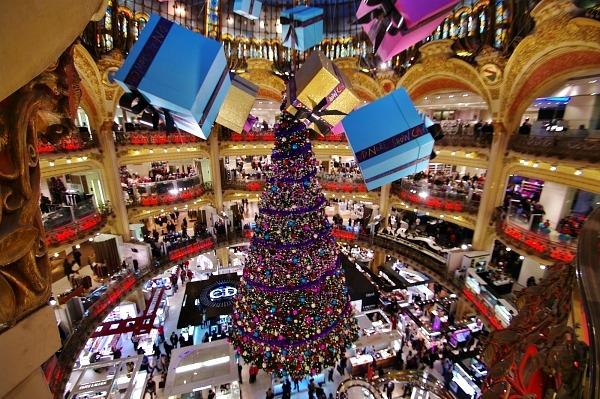 04 Pariz šoping Lokacije u Parizu koje morate posetiti tokom božićnih i novogodišnjih praznika
