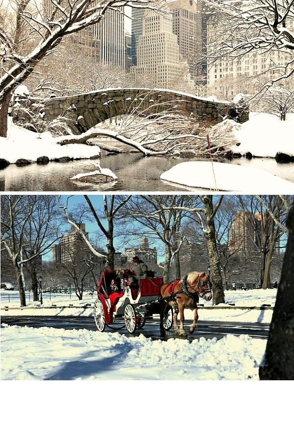 04 Sentral Park Lokacije u Njujorku koje morate posetiti tokom božićnih i novogodišnjih praznika