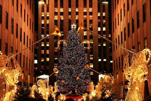 04 najlepse jelke Najlepše i najspektakularnije božićne jelke