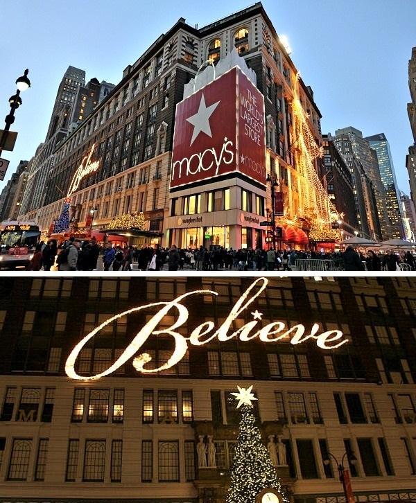 05 Macy's Lokacije u Njujorku koje morate posetiti tokom božićnih i novogodišnjih praznika