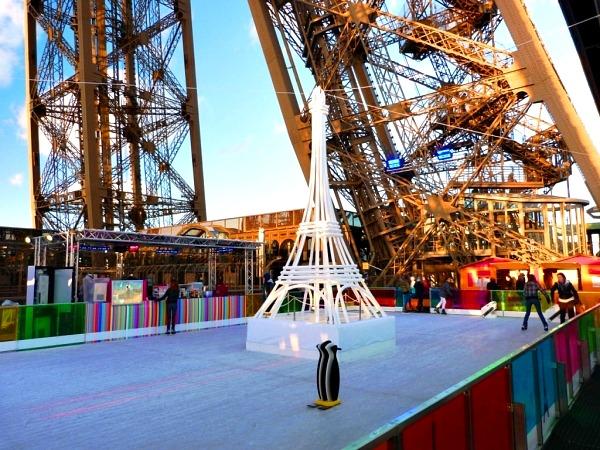 05 Pariz klizanje Lokacije u Parizu koje morate posetiti tokom božićnih i novogodišnjih praznika