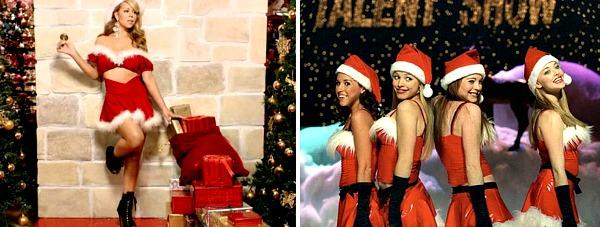 06 Maraja Mean Girls Kostim Deda Mraz Poznate ličnosti u zavodljivim kostimima Deda Mraza