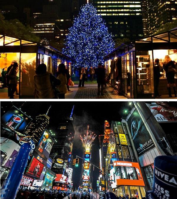 07  Brajan park Tajms Skver Lokacije u Njujorku koje morate posetiti tokom božićnih i novogodišnjih praznika