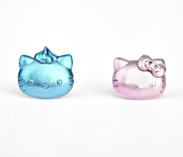 07 Hello Kitty decak devojcica mindjuse Hello Kitty kolekcija nakita sa potpisom Onch Movement