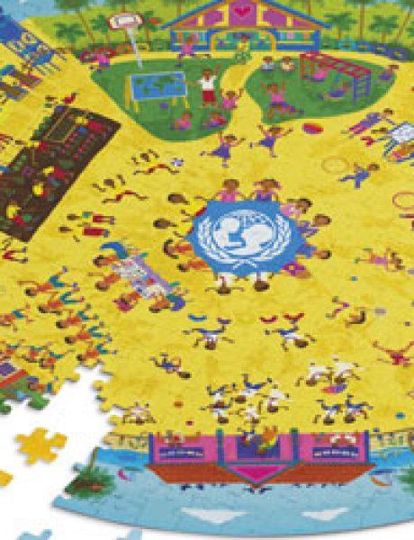 UNICEF čestitke i pokloni: Humanost kao esencija stila