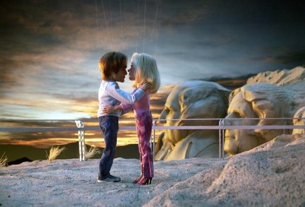 1.Bezobrazne lutke pune strasti 50 najuzbudljivijih trenutaka na filmu (3. deo)
