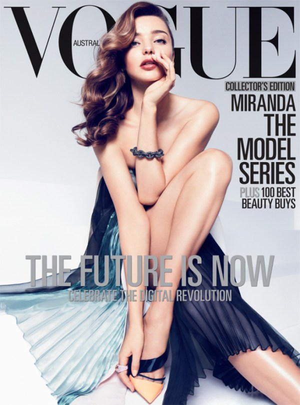 1304 vogueaustralia cover osa Godina kroz naslovnice: Vogue