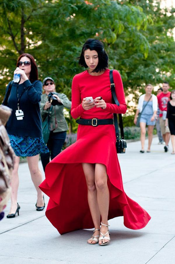 141 10 odevnih kombinacija: Lily Kwong