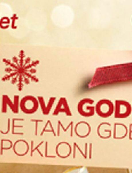 Immo Outlet Centar: Nova godina je tamo gde su pokloni