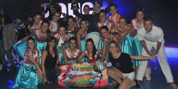 3 cds sa trenerom Wannabe talenti: Plesni klub City Dance Studio