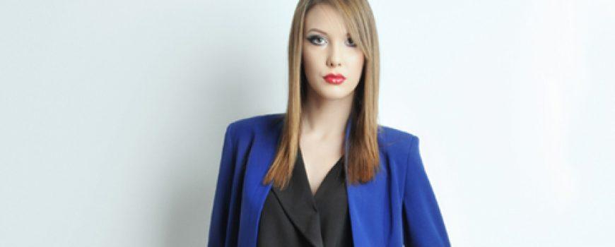 Tijana Žunić: Lookbook za jesen/zimu 2013/14