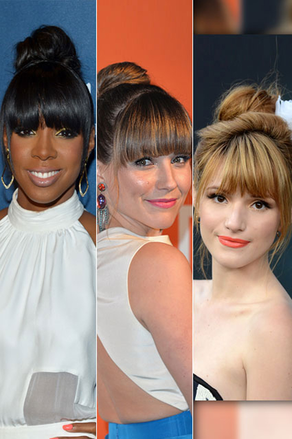 425 trendspotting 130422 Beauty trend: Punđe i šiške se vole