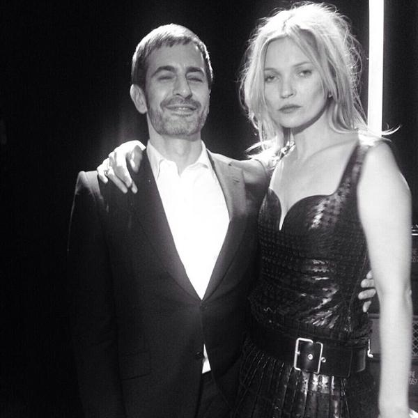 5f8fee205b9911e3af9d125892e7acd6 8 British Fashion Awards 2013: Instagram izveštaj