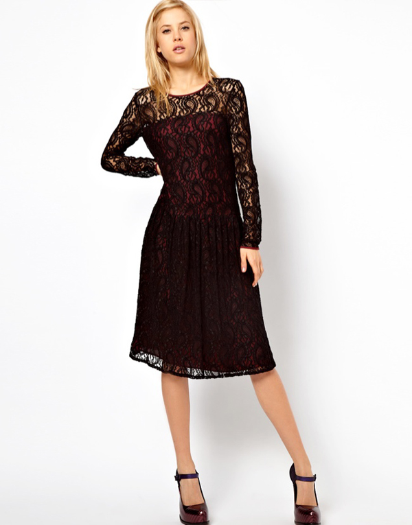 650x829xlong sleeve dress.jpg.pagespeed.ic .j6bnchj6za Čipka na pet omiljenih načina
