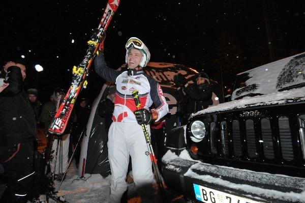 8 Ski&Party slalom by JEEP na Kopaoniku