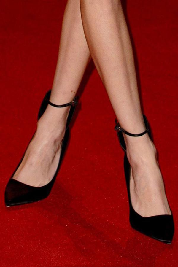 AlexaChungHeels British Fashion Awards 2013: Beauty i aksesoari