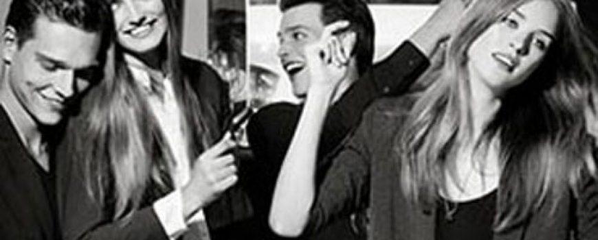 Armani Exchange: Praznična euforija