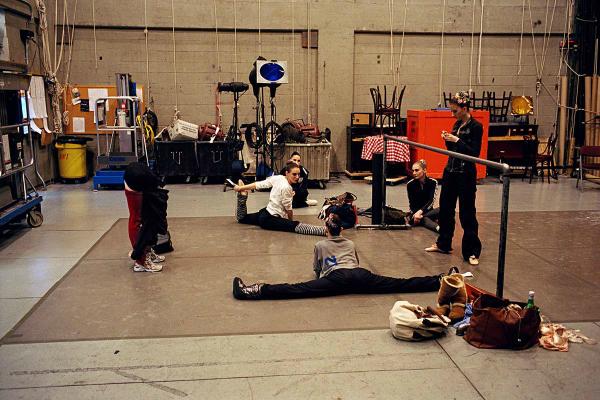 Balerine Henry Leutwyler: Baletna fotografija