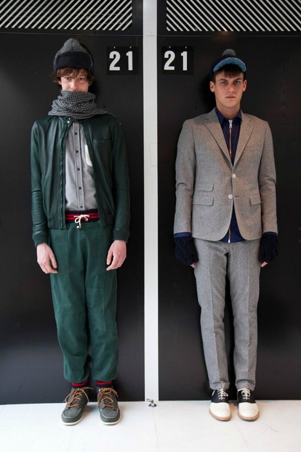 Band of Outsiders 15 poznatih autora i njihovi modni interpretatori