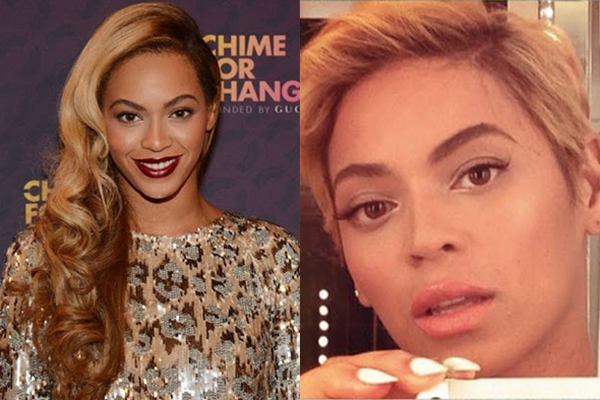 Beyonce Najveće transformacije poznatih dama u 2013. godini