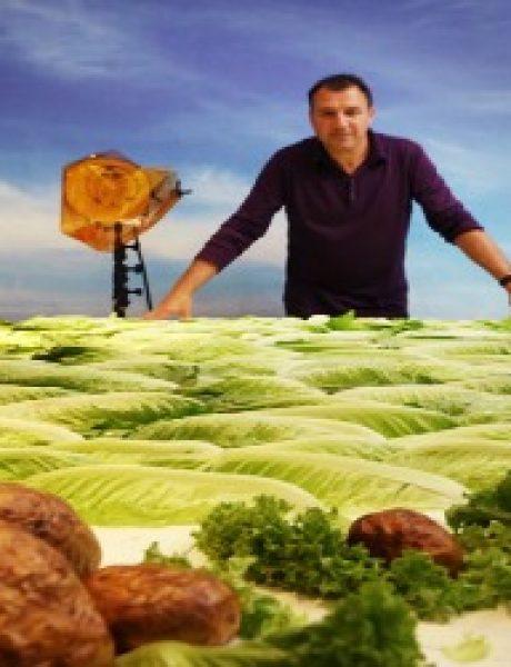 Brokoli kralj, Carl Warner