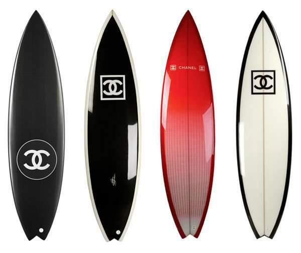 Chanel surf daske 12 Chanel proizvoda koje Coco Chanel ne bi odobrila