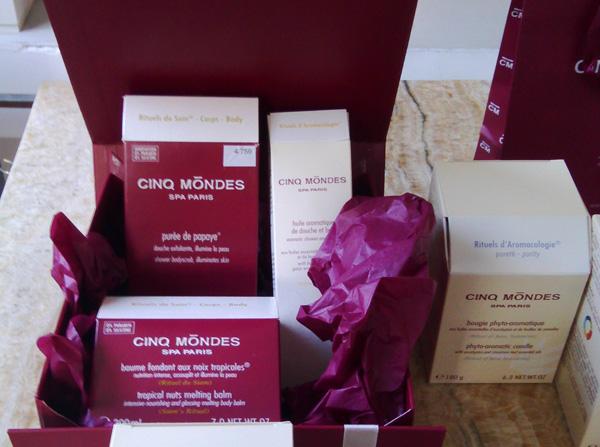 Cinq Mondes 2 paket Cinq Mondes: Kozmetika koja je pokupila najbolje recepte u svetu