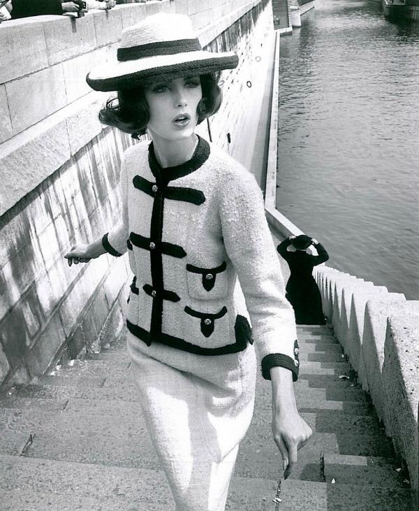 Coco Chanel komplet tvid 1950 Deset najpoznatijih modnih umetnika sveta
