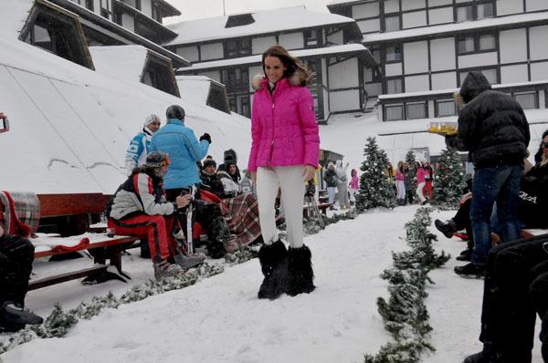 DSC 2538 Moda na Kopaoniku: Snow Fashion Show