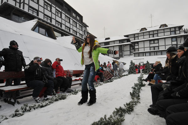 DSC 2571 Moda na Kopaoniku: Snow Fashion Show