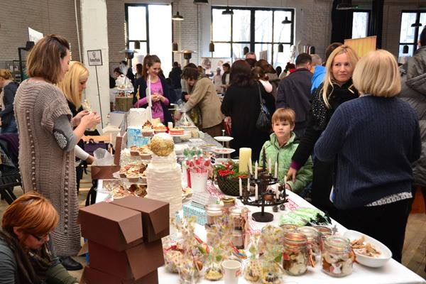 """DSC 5898 Novogodišnje izdanje """"Mikser Design Food"""" marketa u znaku humanitarne aukcije torti"""