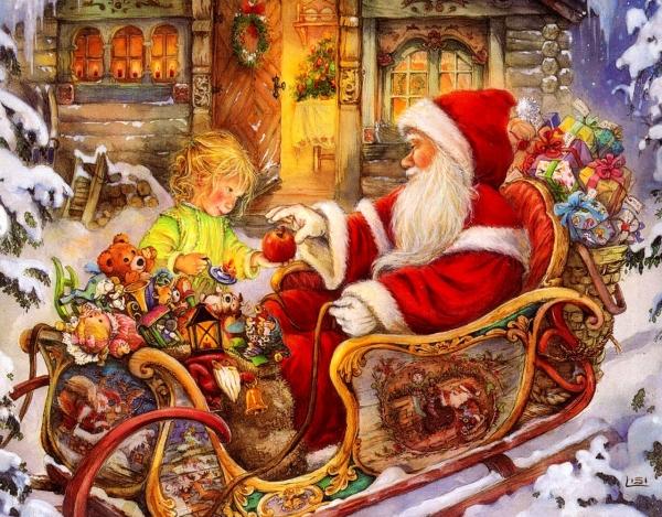 Ko je ubio Deda Mraza?