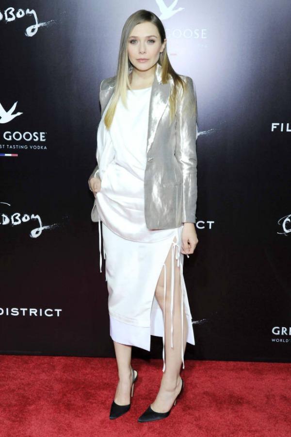 Elizabeth Olsen Stil inspirisan praznicima