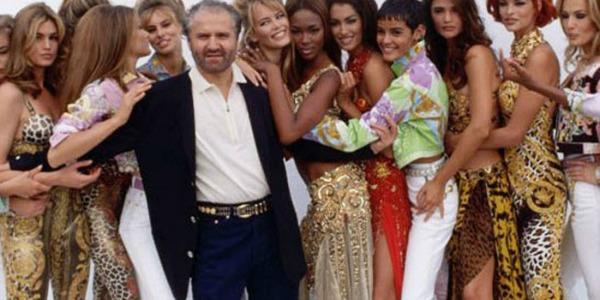 Gianni Versace Deset najpoznatijih modnih umetnika sveta