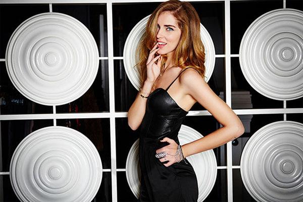 Guess Christmas 2013 campaign content Guess Holiday: Chiara Ferragni kao zaštitno lice