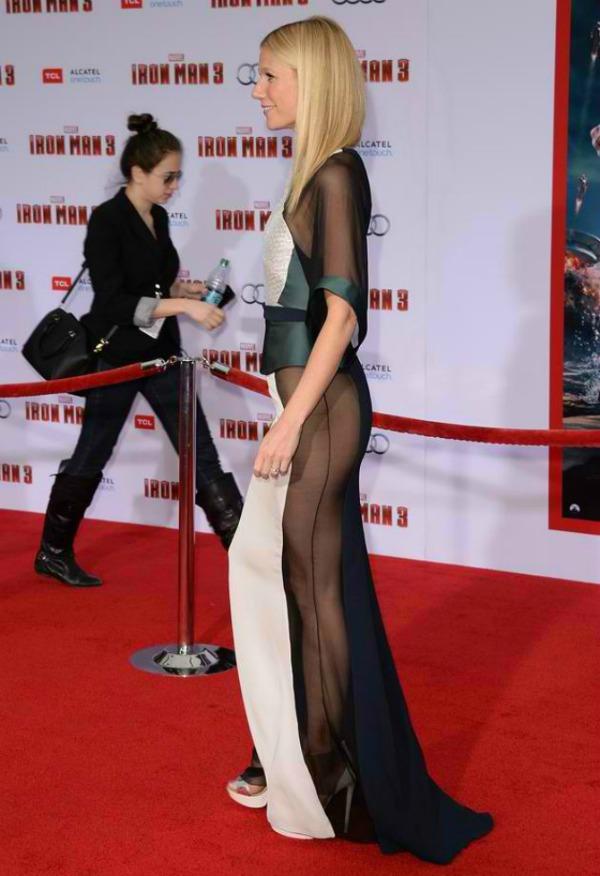 Gwyneth1 Najskandaloznije haljine u 2013.