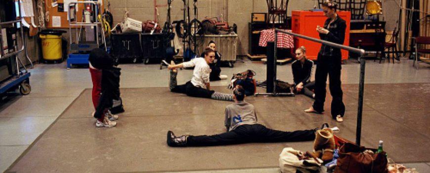 Henry Leutwyler: Baletna fotografija