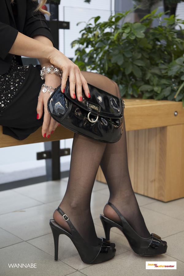 IMG 1445 Modni predlozi iz Immo Outlet centra: Šljokice i mala crna haljina