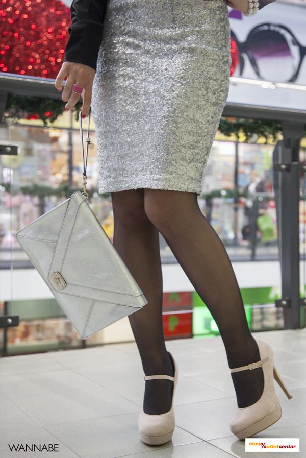 IMG 1594 Modni predlozi iz Immo Outlet centra: Srebrno i glamurozno